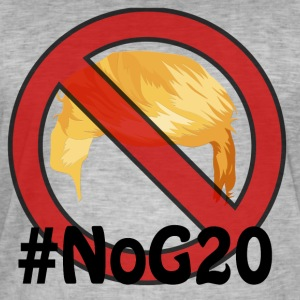 NoG20 Trump - Men's Vintage T-Shirt