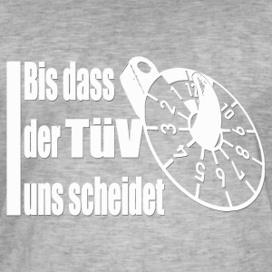 TüV 3 - Men's Vintage T-Shirt