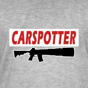 Cars Potter - Men's Vintage T-Shirt