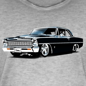 Chevy II Nova Super Sport - Men's Vintage T-Shirt