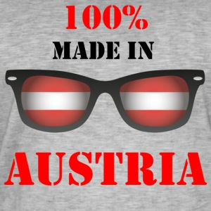 MADE IN AUSTRIA - Männer Vintage T-Shirt