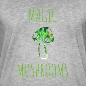Magic mushrooms magic mushrooms - Men's Vintage T-Shirt