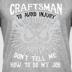 craft - Men's Vintage T-Shirt