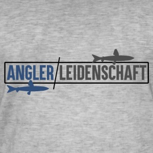 Anglers passion - anglers - Men's Vintage T-Shirt