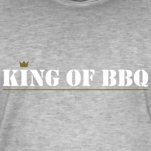 king of bbq - Men's Vintage T-Shirt