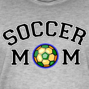 Soccer Mom - Men's Vintage T-Shirt