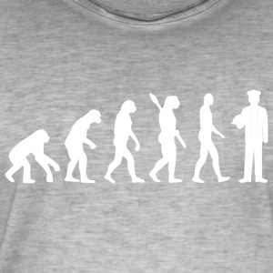 Evolution Cook Cook Cooking White - Men's Vintage T-Shirt