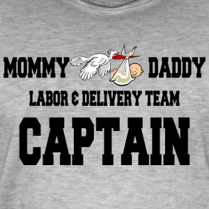 Labor And Delivery Team Captain - Men's Vintage T-Shirt