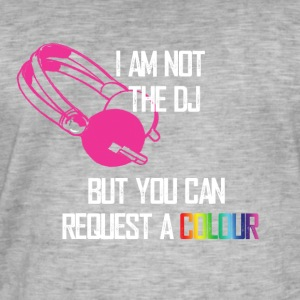 I am not the DJ - Men's Vintage T-Shirt