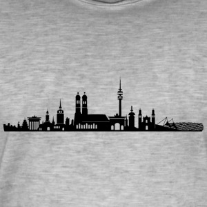 Munich - Men's Vintage T-Shirt