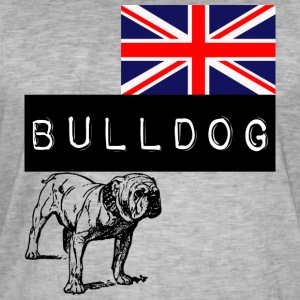 British Bulldog 5 Edition - Vintage-T-shirt herr