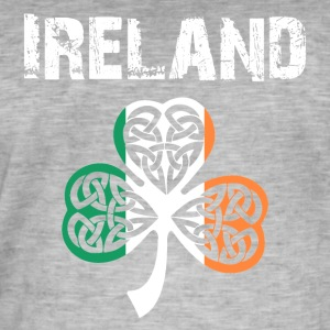 Nation-Design Irlande 02 - T-shirt vintage Homme