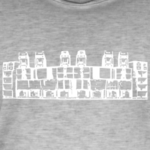009 soundsystem 23 - Men's Vintage T-Shirt