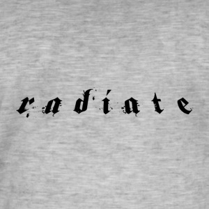 Radiate Limited Edition - Männer Vintage T-Shirt