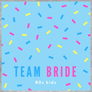 Team bride 80s kids - T-shirt vintage Homme