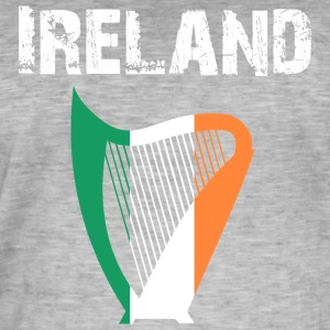 Nation-Design Ireland 01 - Men's Vintage T-Shirt