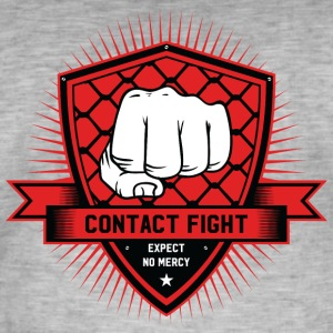 Contact Fight Classic - Men's Vintage T-Shirt