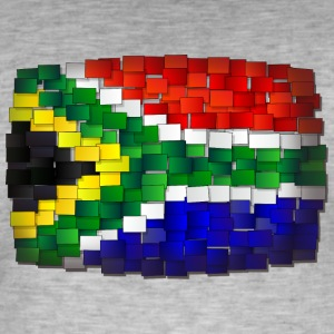 flag South Africa - Men's Vintage T-Shirt