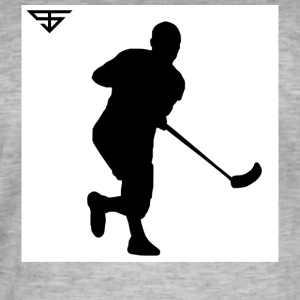 FLOORBALL - Men's Vintage T-Shirt