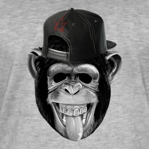 monkeybusiness - T-shirt vintage Homme