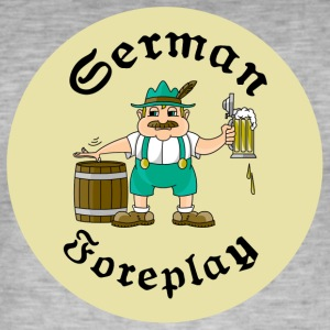 German Foreplay - Men's Vintage T-Shirt