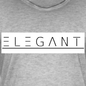 ELEGANT FASHION / NEW 2017 - Men's Vintage T-Shirt