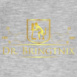 Dr.Bringtnix luxury desk chemistry - Men's Vintage T-Shirt