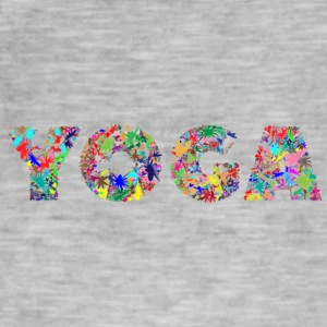 yoga - Men's Vintage T-Shirt
