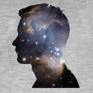 SPACE HEAD - Mannen Vintage T-shirt