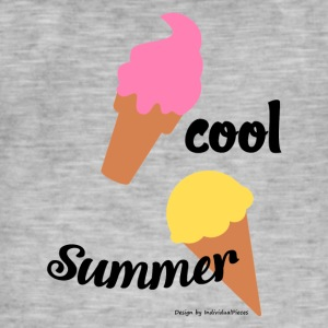 CoolSummer - Men's Vintage T-Shirt