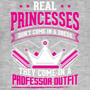 professeur REAL PRINCESSES - T-shirt vintage Homme