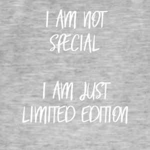 I am not special, i am just limited edition! - Men's Vintage T-Shirt