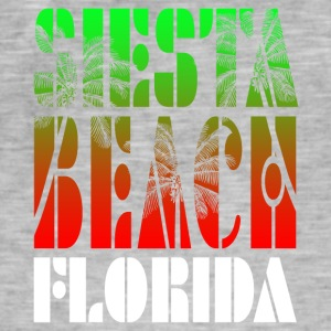 Siesta Beach - Men's Vintage T-Shirt
