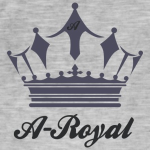 A-Royal - Men's Vintage T-Shirt