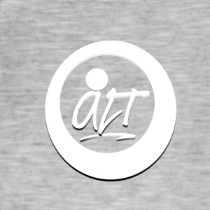 ALT LOGO - Men's Vintage T-Shirt