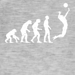 VOLLEY-BALL EVOLUTION! - T-shirt vintage Homme