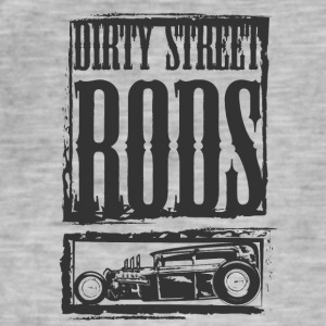 Hot Rod - Vintage-T-shirt herr