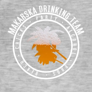 Shirt party holiday - Makarska - Men's Vintage T-Shirt