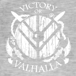 VIKTORY OF VALHALLA2 - Men's Vintage T-Shirt