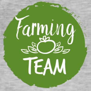 Farmer / Farmer / Bauer: Farming Team - Men's Vintage T-Shirt