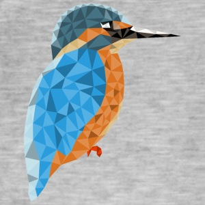 Bird triangle - Men's Vintage T-Shirt