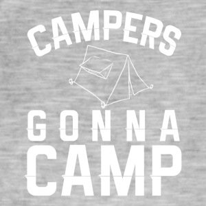 CAMP - Herre vintage T-shirt