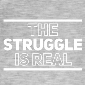 Struggle - Men's Vintage T-Shirt