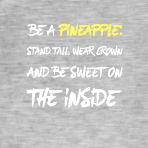 pineapple - Men's Vintage T-Shirt
