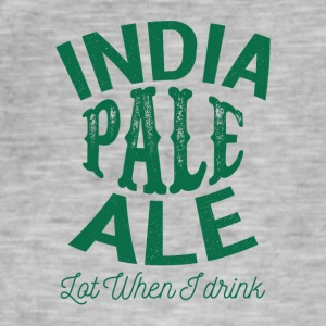IPA INDIAN PALE - Vintage-T-shirt herr