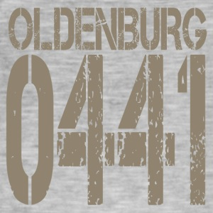 OLDENBURG - Männer Vintage T-Shirt