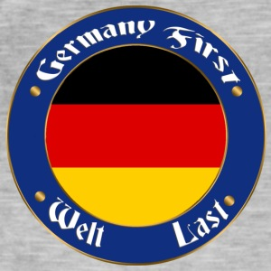 germany first - Men's Vintage T-Shirt