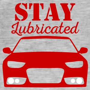 Mechanic: Stay Lubricated - Men's Vintage T-Shirt