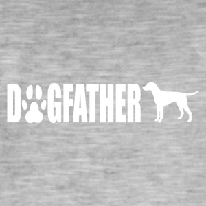 Dogfather - Herre vintage T-shirt