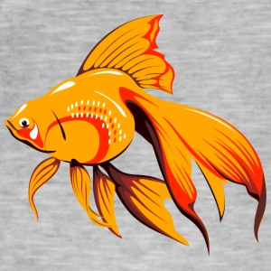 goldfish - Men's Vintage T-Shirt